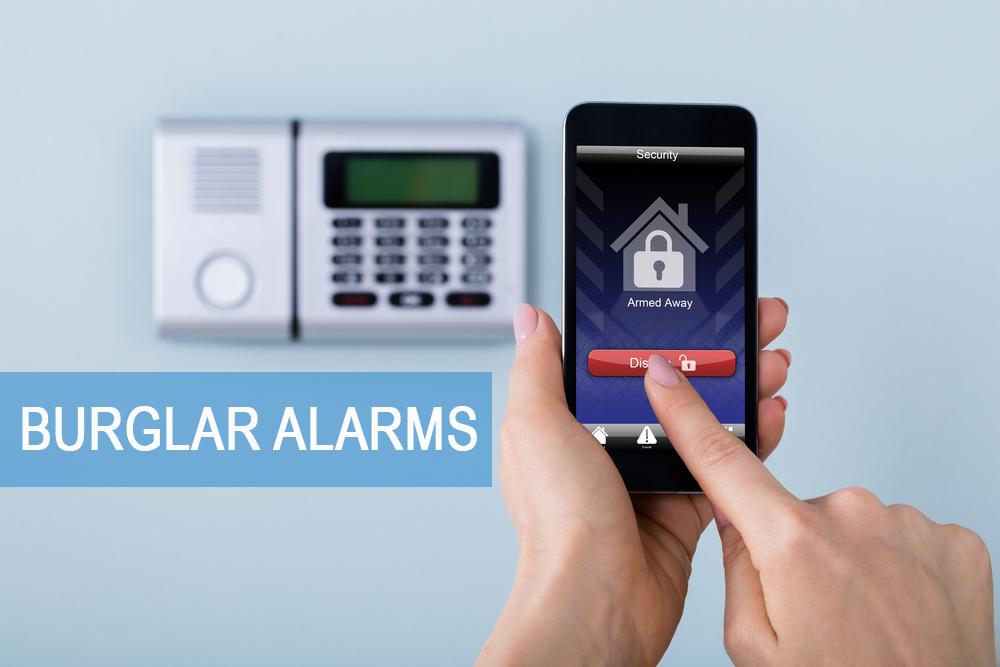Burglar Alarms Miami FL
