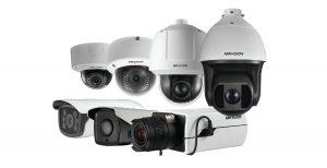 hikvision cameras Miami