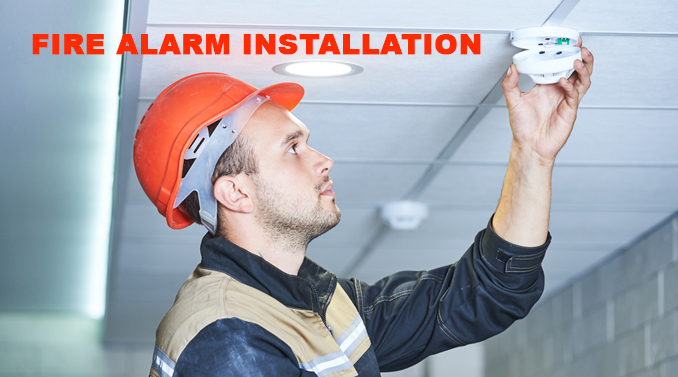 Fire Alarm Installation Miami
