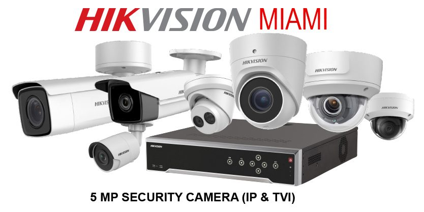 Hikvision Top Security Camera Brand