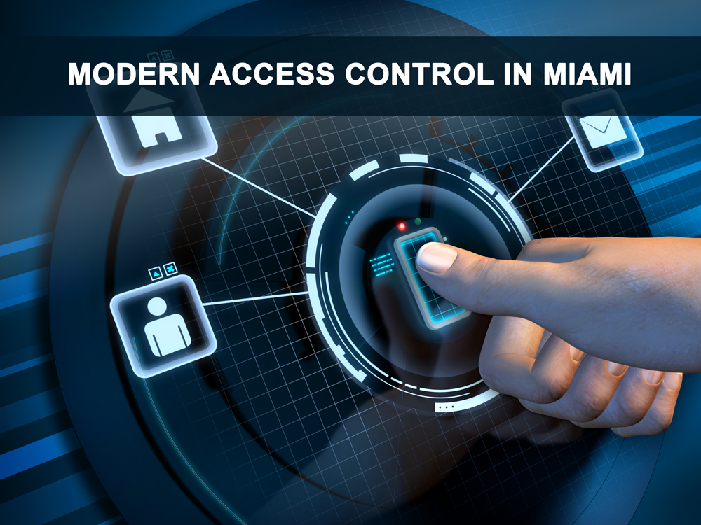 Access Control Miami Florida
